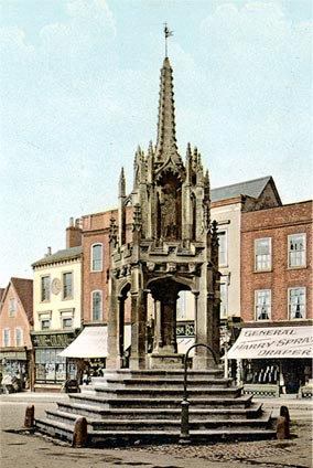 The Market Cross